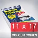 11x17 Colour