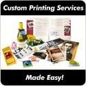 Custom Printing Service