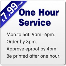 One Hour Service